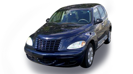 PT Cruiser Economy Car Rental
