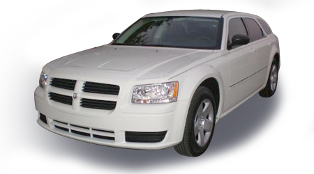 Dodge Magnum Luxury Car Rental