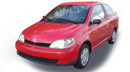 Toyota Echo Cheap Car Rental