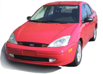 Ford Focus Cheap Rental Car
