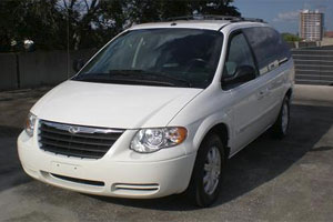 Van Rentals in Florida