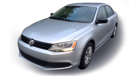 Volkswagen Jetta Rental Car