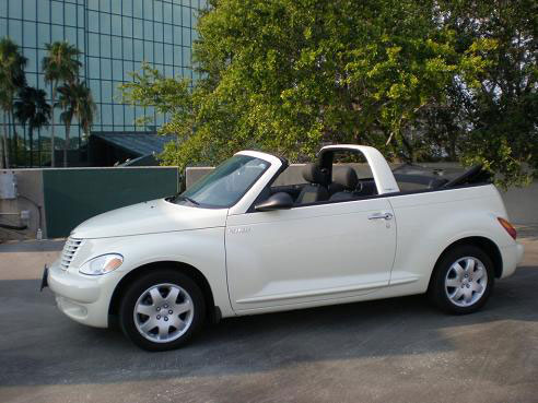 Convertible Rentals in Clearwater FL