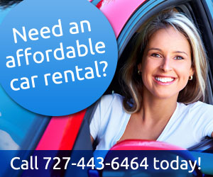 Clearwater Area Car Rentals