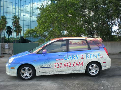 Car Rental Deals Clearwater Florida
