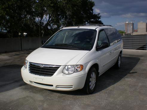 Rental Van Clearwater FL